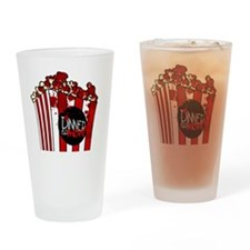 DNM Popcorn Drinking Glass