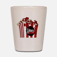 DNM Popcorn Shot Glass
