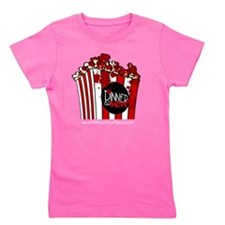 DNM Popcorn Girl's Tee