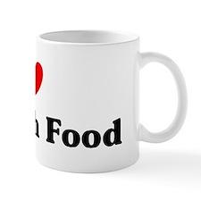 I love Swedish Food Mug