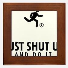 Soccer-AAU1 Framed Tile