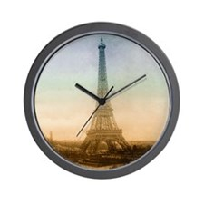 tet_coaster_all_665_H_F Wall Clock