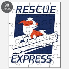 Rescue Express Puzzle