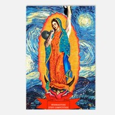 CrossFit Lady of Guadalup Postcards (Package of 8)