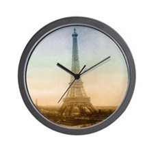 tet_Iron On Wall Clock