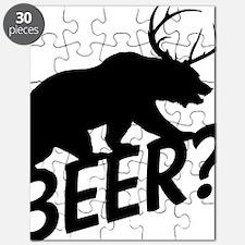 The Bear Deer Beer Puzzle