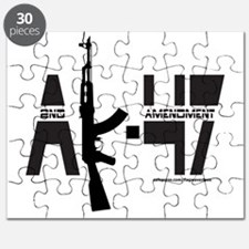 AK-47/2ND AMENDMENT/SECOND AMENDMENT Puzzle