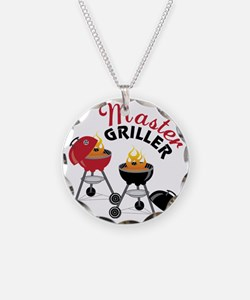 Master Griller Necklace