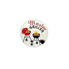 Master Griller Mini Button