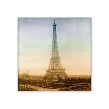 "tet_60_curtains_834_H_F Square Sticker 3"" x 3"""