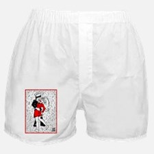 103A-THE-KISS-5x7-FRONT Boxer Shorts