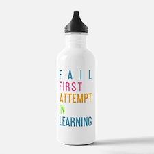 ipad FAIL First Attemp Water Bottle