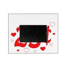 Kisses 25 cents Picture Frame