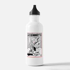 105A-LEGENDS-5x7-FRONT Water Bottle
