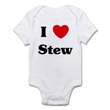 I love Stew Infant Bodysuit