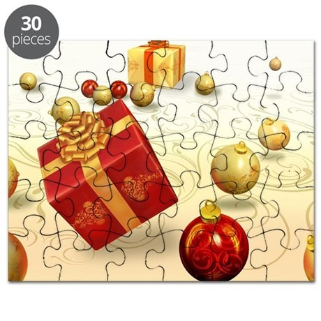 Christmas decorations puzzle by listing store 30000506 for Decoration crossword clue