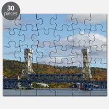 Portage Lake Bridge Puzzle
