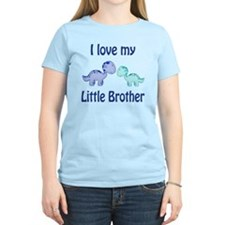 I love my Little Brother Din T-Shirt