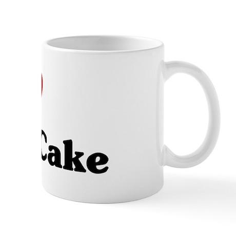 I love Pound Cake Mug