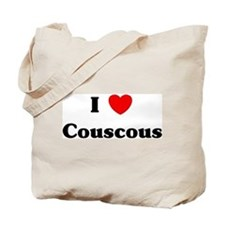 I love Couscous Tote Bag