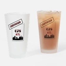 678 ATL Certified Forever Drinking Glass