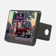 Welcome Drive In Hitch Cover