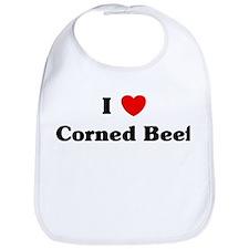 I love Corned Beef Bib