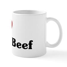 I love Corned Beef Mug