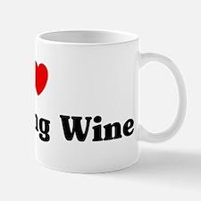 I love Sparkling Wine Mug
