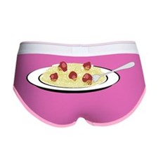 Spaghetti Dinner Women's Boy Brief