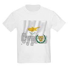 Silky Flag of Cyprus T-Shirt