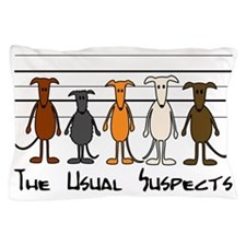 The usual suspects Pillow Case