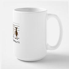 The usual suspects Large Mug