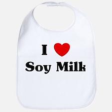 I love Soy Milk Bib