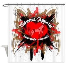 Corazon Shower Curtain