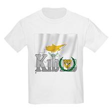 Silky Flag of Cyprus (Turkish T-Shirt