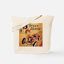 Speed Demon Tote Bag