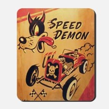 Speed Demon Mousepad