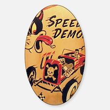 Speed Demon Decal