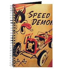 Speed Demon Journal