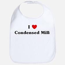 I love Condensed Milk Bib