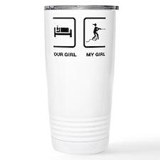 Tug-Of-War-ABM1 Travel Coffee Mug