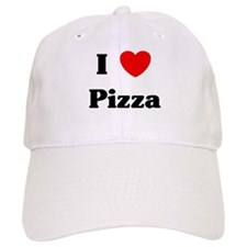 I love Pizza Baseball Cap