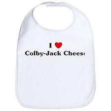 I love Colby-Jack Cheese Bib