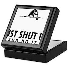 Canoe-Sprint-AAU1 Keepsake Box