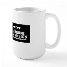 Bruce Mansion Bumper Sticker Mug