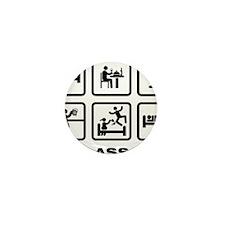 Joggling-AAZ1 Mini Button