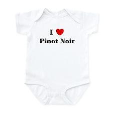 I love Pinot Noir Infant Bodysuit