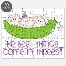 Come In Threes Puzzle