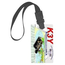 SKCC 2013 QSL 90 Luggage Tag